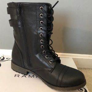 Rampage New Boots.
